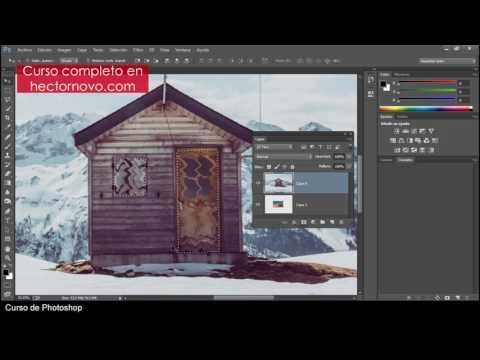 Introducción a las selecciones en Photoshop