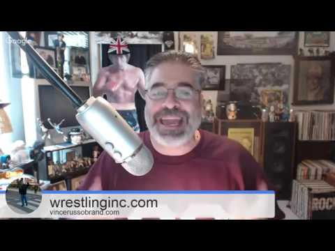 Vince Russo's 'Nuclear Heat': Record Low RAW Rating, How To Fix RAW, Attitude Era Shows Being PG