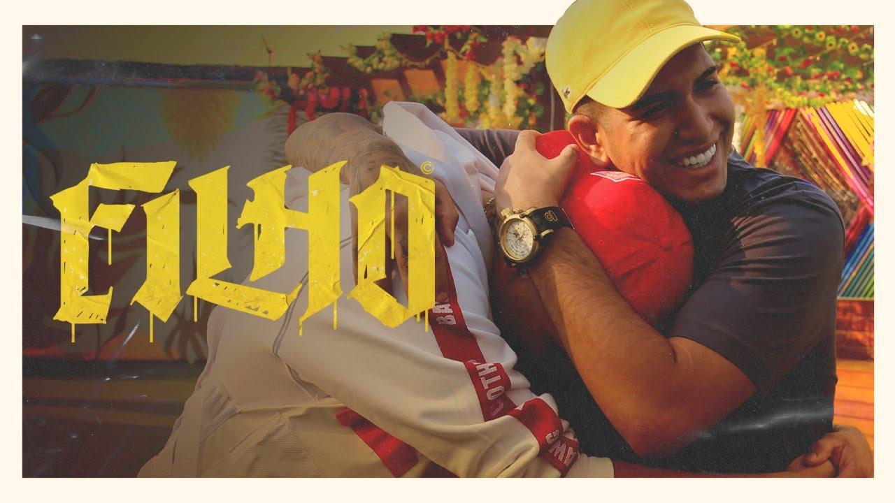 MC Marks e MC Lele JP - Filho [DJ Hunter] (Clipe Oficial)