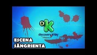 La única escena de SÄNGRE que se ha transmitido en DISCOVERY KIDS. (Escena aquí)