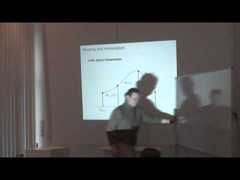 Image Processing, Retrieval and Analysis - Lecture 018 (2015-01-08)