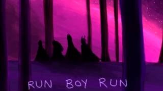 Repeat youtube video Run Boy Run - A Homestuck PMV