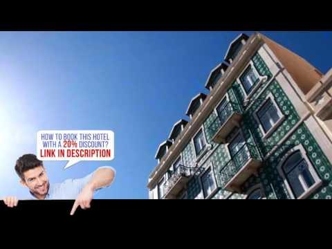 Anjos Apartments, Lisboa, Portugal, HD Review