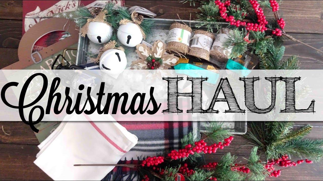 christmas haul dollar tree ikea hobby lobby - Is Hobby Lobby Open On Christmas Eve