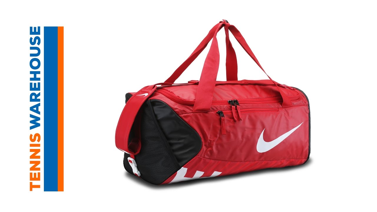 7d89b99200fa Nike Alpha Adapt Medium Duffel Bag - YouTube