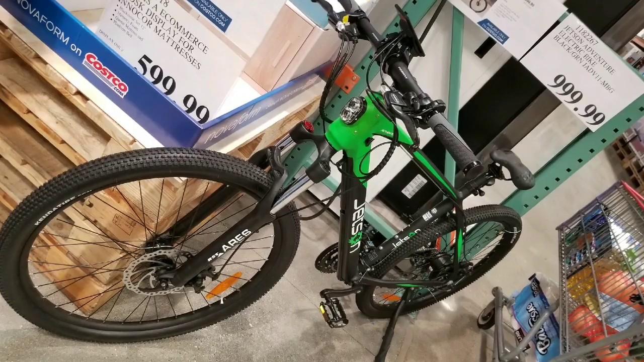 Costco! Jetson Adventure Electric Bike! $999!!! - YouTube