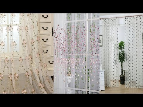 New fancy designs curtains designs for 2018