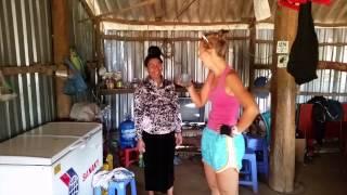 MariOla w Podróży Vlog#95 Panie z wodogłowiem; Yen Chau Son La Wietnam
