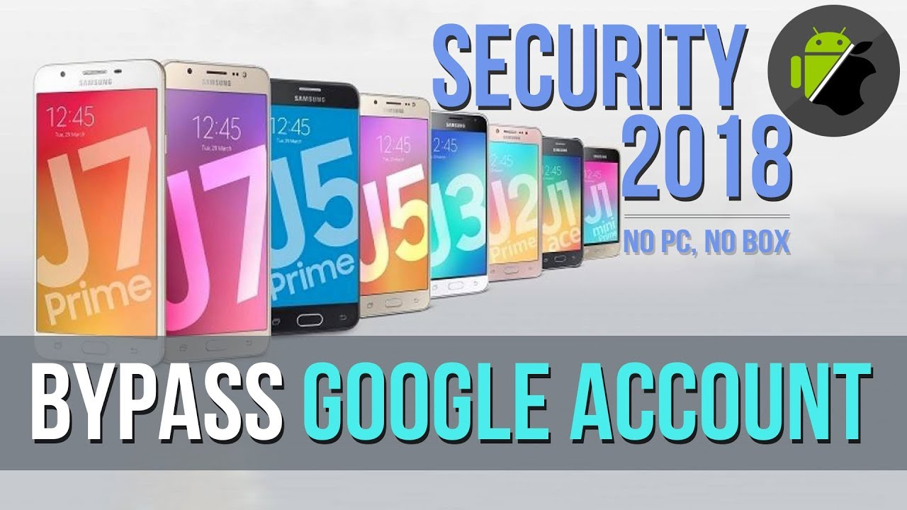 Bypass FRP Samsung J7 Pro and all Samsung J Series (Security 2018) (Android 7) (no PC)