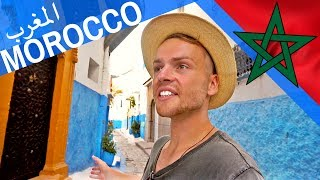 FOLLOW ME around MOROCCO المغرب // I LOVE RABAT - Travel Vlog 2017