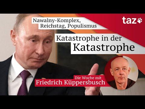 Taz Wochenruckblick Mit Friedrich Kuppersbusch Kuppersbusch Tv Youtube