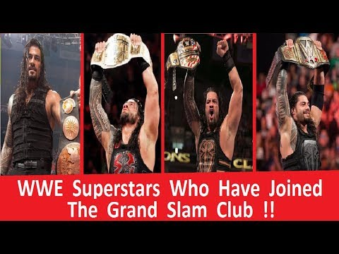 New Grand Slam Winners !! Top 9 Superstars Who Have Won Every Active Championship