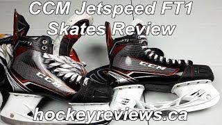CCM Jetpseed FT1 Hockey Skate Review
