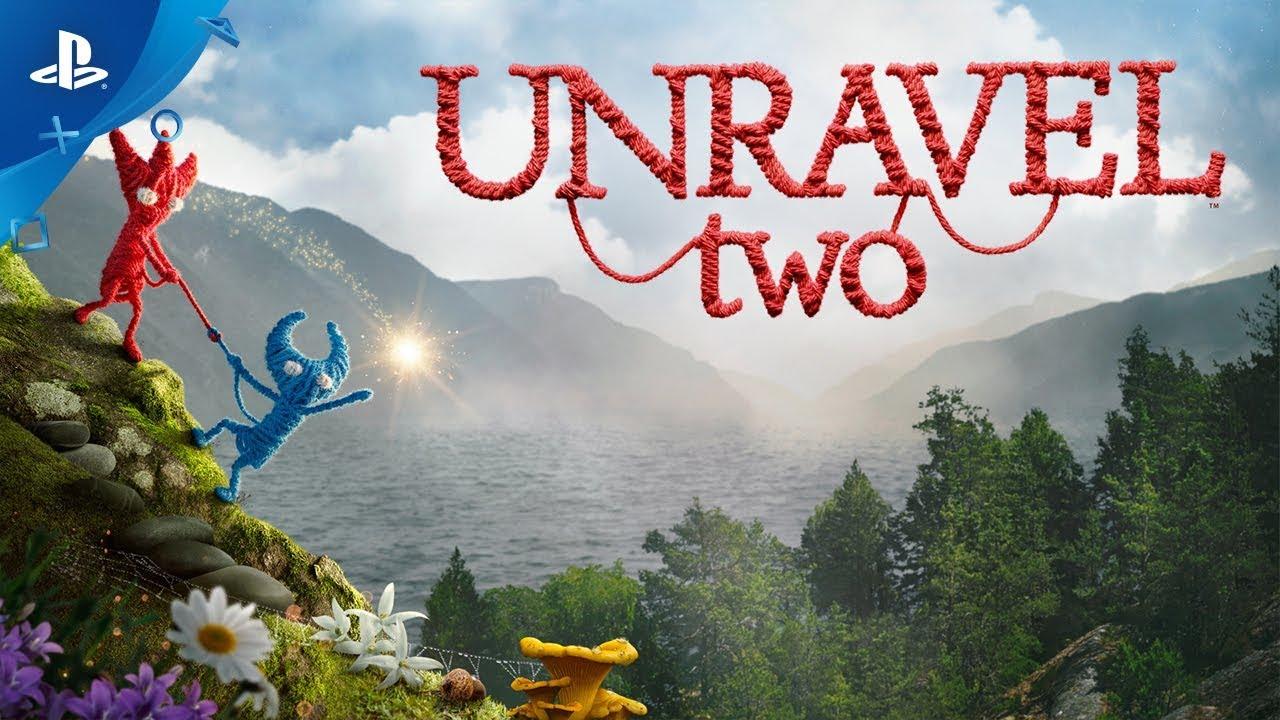 العرض التشويقي للكشف عن لعبة Unravel Two - E3 2018