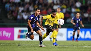 Cambodia 0-1 Malaysia (AFF Suuzki Cup 2018: Group Stage)