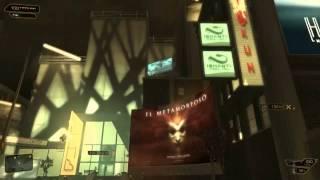 Deus Ex: Human Revolution (рецензия, обзор)