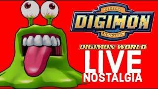 [√ LIVE #725 ] DIGIMON WORLD (1) #NOSTALGIA | Walkthrough Longplay