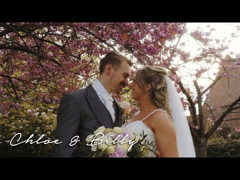 Chloe & Billy - New Hall Hotel, Sutton Coldfield
