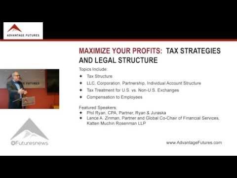 Maximize Your Profits: Tax Strategies & Legal Seminar 2015 (Apr 2015, 1:05:58)