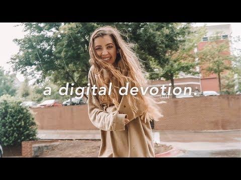 """""""a digital devotion."""" - SPOKEN WORD"""