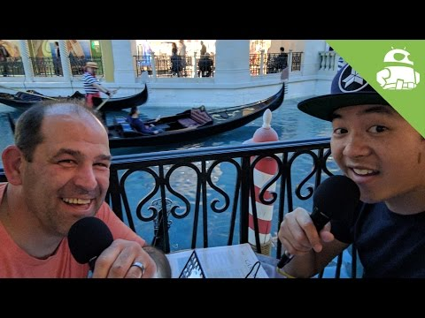 CES 2017 Podcast 3 with Patrick Norton (TekThing)