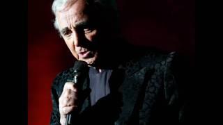 Charles Aznavour     -      Devi Sapere   ( Il Faut Savoir )