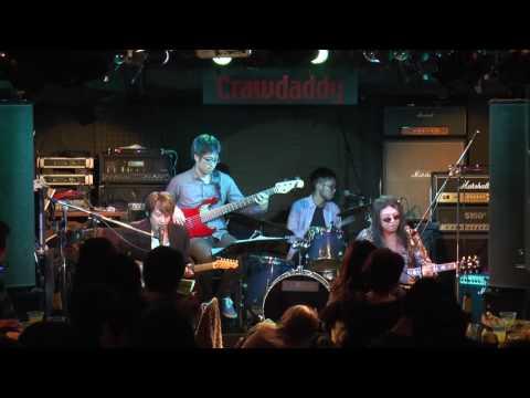 すもめ(-1)ライブ Crawdaddy Club