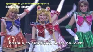sera myu ai no starshine 10 senshi ver karaoke pitched
