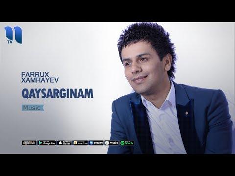 Farrux Xamrayev - Qaysarginam