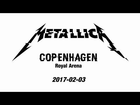 MetallicA - Full show multicam - Copenhagen - 2017-02-03 DVD The show that should not have been