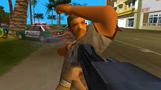 Let's Play GTA Vice City! - IN FIRST PERSON? (Part 1)
