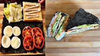 Kimbap Sandwichsandwich recipe