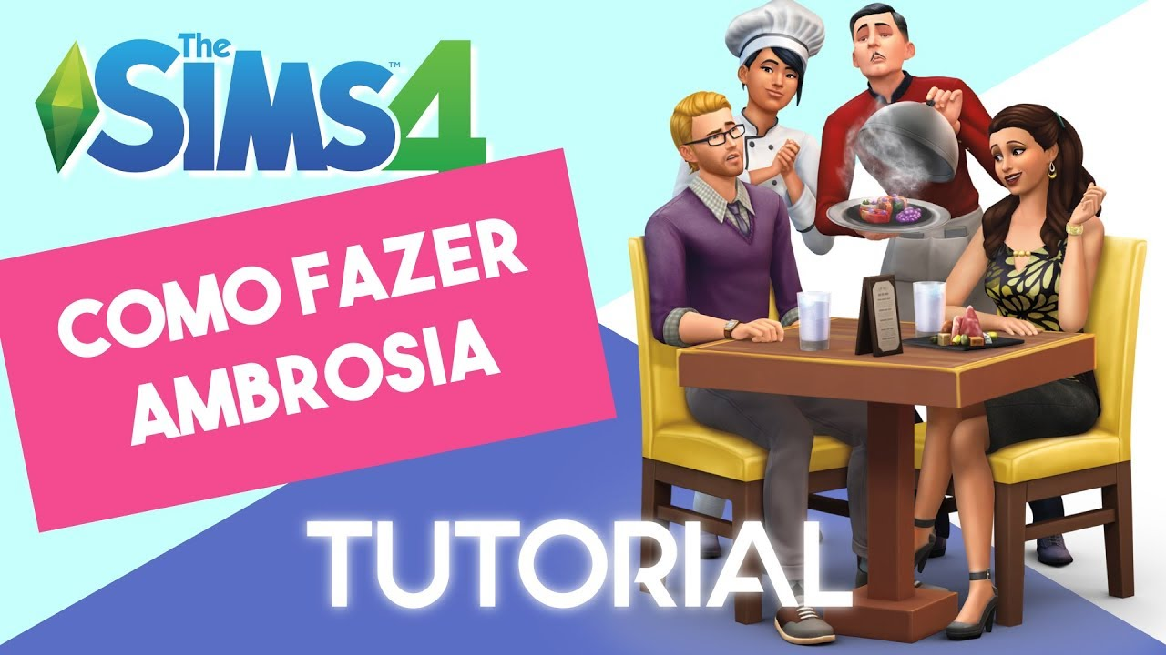 how to make ambrosia sims 4