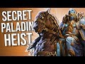 Secret Paladin DOUBLE SPECIAL!   Heist Ch. 2   Rise of Shadows   Hearthstone