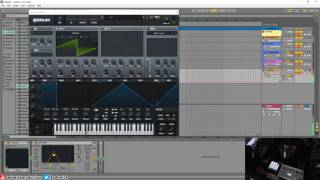Producing & Recording Trippy PsyTrance FX Easily In Ableton Live 9