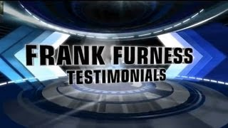 Frank Furness Testimonials | Sales Technology Speaker
