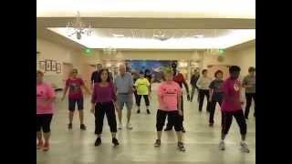 Uptown Funk Line Dance