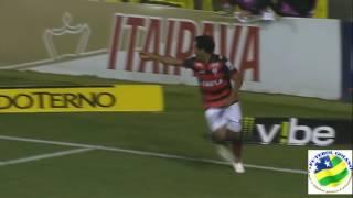 Gols Criciuma 1 x 2 Atlético GO (22/10/2016 - Campeonato Brasileiro Serie B 2016)