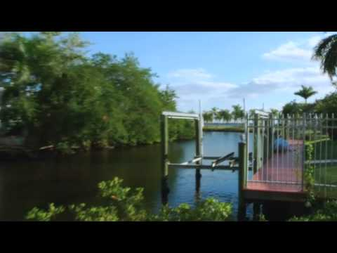 Waterfront Lot For Sale North Fort Myers, FL - 67 Wolcott Drive