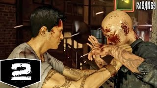 Sleeping Dogs (PC) walkthrough part 2