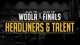 World of Dance Finals Headliners & Talent | August 15 & 16, 2015 | Paul Mitchell #WODFINALS15