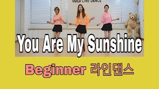 You Are My Sunshine Line Dance (Beginner) Marchy Susilani (INA), September 2019