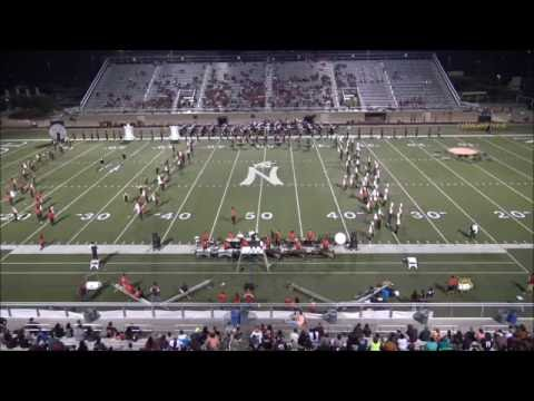 """Robert E. Lee HS Marching Band 2016-2017 - """"Insanity of an Imaginary World"""""""