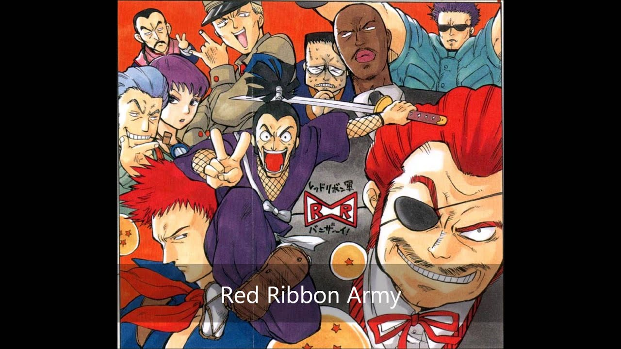 red ribbon army # 39