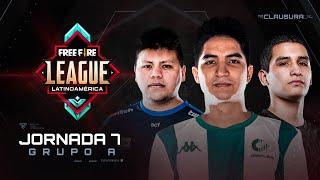Free Fire League 2020 - Clausura | Grupo A | Jornada 7