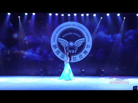 Dariya Mitskevich :2015 Jingya international Bellydance festival Ningbo China
