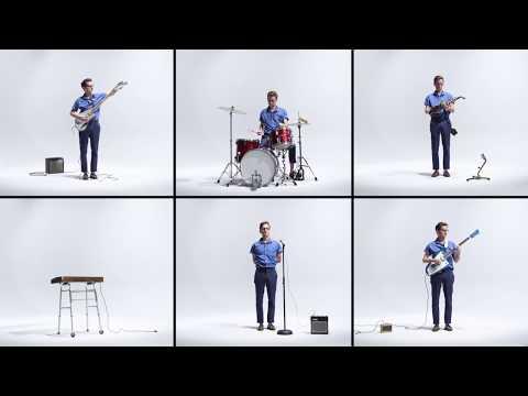 "Lars Finberg - ""Benevolent Panic"" [Official Video]"