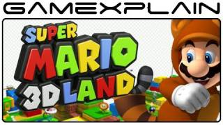 Super Mario 3D Land  - Video Review (Nintendo 3DS) [HD] (Video Game Video Review)