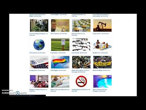 Issues & Controversies - Facts on File Database - Overview