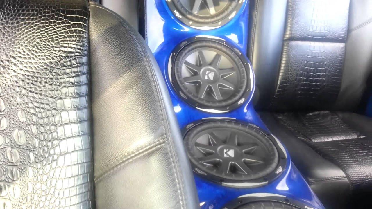 2011 Chevy Duramax Fiberglass Console Youtube
